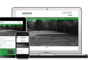 Astroturf WordPress Theme