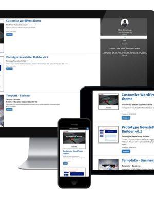 Codeigniter – Basic Blog Frontend