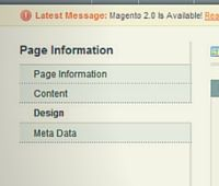 Magento – Custom Page Template