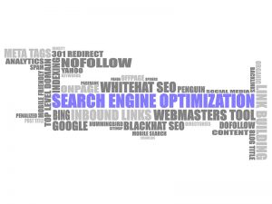 Search Engine Optimisation : SEO