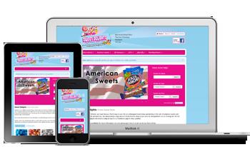 sweet delights webshop