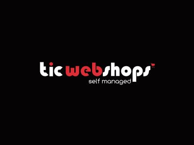 tic webshop self managed